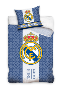 TYP PRODUKTU: Pościel KOD PRODUKTU: RM182024 LICENCJA: Real Madrid