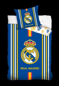 TYP PRODUKTU: Pościel KOD PRODUKTU: RM182028 LICENCJA: Real Madrid