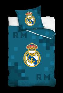 TYP PRODUKTU: Pościel KOD PRODUKTU: RM181018 LICENCJA: Real Madrid