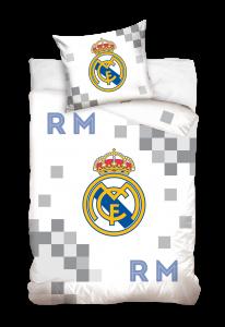 TYP PRODUKTU: Pościel KOD PRODUKTU: RM181021 LICENCJA: Real Madrid
