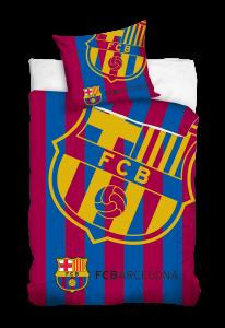 TYP PRODUKTU: Pościel KOD PRODUKTU: FCB161042 LICENCJA: FC Barcelona Rozmiar: 160x200+70x80/140x200+70x80
