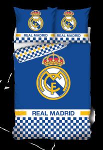 TYP PRODUKTU: Pościel KOD PRODUKTU: RM181012 LICENCJA: Real Madrid