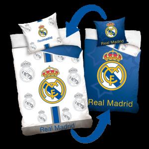TYP PRODUKTU: Pościel KOD PRODUKTU: RM172012 LICENCJA: Real Madrid